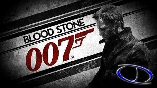 James Bond Blood Stone