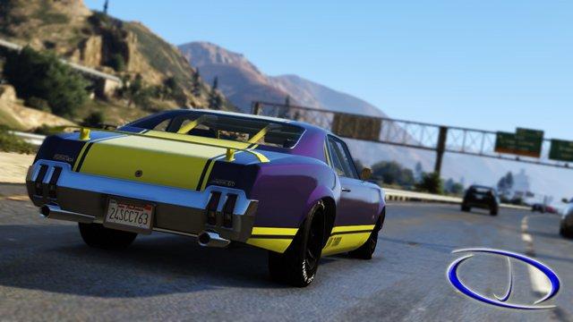 GTA V yeni oyun içi görüntüleri yayınlandı