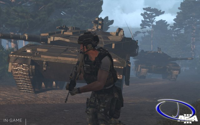 Arma III Gameplay