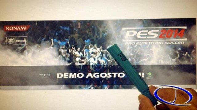 PES 2014'ün demosunun çıkış tarihi bu ayın başı mı?