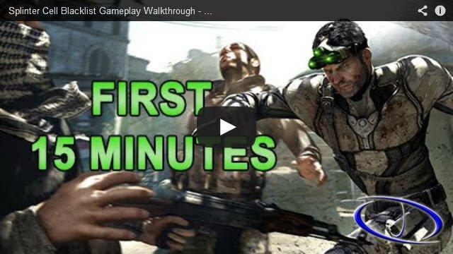 Splinter Cell: Blacklist yeni oyun içi videosu