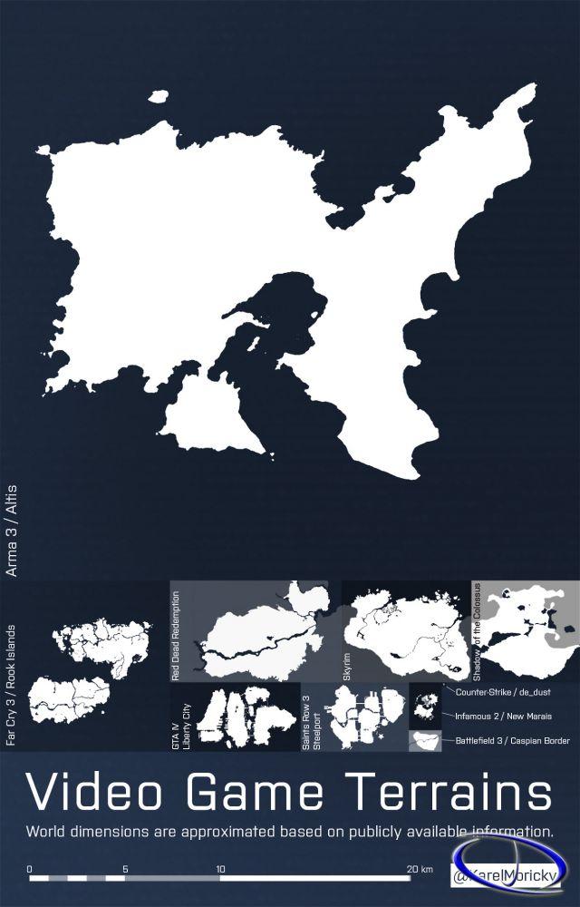 Arma III Altis Map